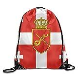 Vilico Georgia-Flagge, personalisierbar, Turnbeutel, Reiserucksack, Schulrucksack