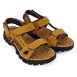 Sandalen Herren Sommer Outdoor Schuhe Männer Vans Plateau Sparco Mokassins Oxford für Buffalo Sneaker Herr Strand Weinrot Gelb 45