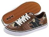 Vox Skateboard Schuhe Drehobl Desert Cammo, Schuhgrösse:45
