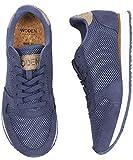 Woden Ydun Mesh NSC Sneaker Damen Schuh Stone Blue 39