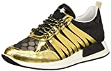 Barracuda Damen BD0694 Low-Top, Multicolore (Nero/ORO), 36 EU