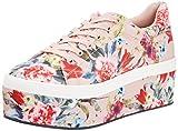 Buffalo Damen 516-3903-2 Fabric Flower Print Sneaker, Mehrfarbig (Multi 01), 36 EU