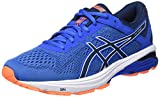 ASICS Herren GT-1000 6 Laufschuhe, Blau (Victoria Dark Blue/Shocking Orange 4549), 46.5 EU