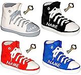 alles-meine.de GmbH 2 Stück _ Spardosen -  Schuh Sneaker / Sportschuh - Schuh - Bunte Farben  - ..