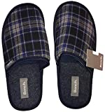 Bench Men's Slippers (Large, Check)