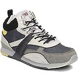 NAPAPIJRI FOOTWEAR Herren Rabari Hohe Sneaker, Grau (Dark Grey N88), 45 EU
