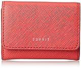 ESPRIT Damen 127ea1v020 Geldbörse, Rot (Coral Red), 1x7,5x10,5 cm