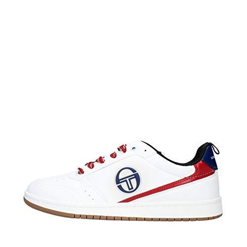 Sergio Tacchini Herren Sneaker Jill CLS mit farbigen Akzenten