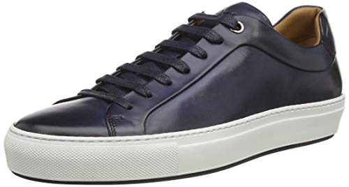 Hugo Boss Herren Mirage_tenn_bu Sneaker, Blau Dark Blue 401, 44 EU