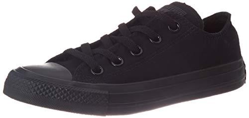 CONVERSE Chuck Taylor All Star Seasonal Ox, Unisex-Erwachsene Sneakers, Schwarz (Black), 49 EU