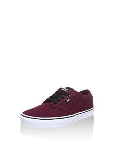 Vans Herren Atwood Canvas Sneaker, Rot (Oxbloo 8J3), 46 EU