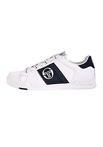Sergio Tacchini Herren Sneaker Parigi LTX+SD Logo
