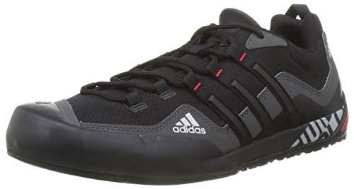 adidas Herren Fx9323_43 1/3 trekking shoes, Schwarz, 43 1 3 EU