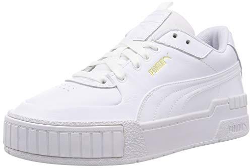 Puma Damen CALI Sport WN S Sneaker, White White, 20 EU