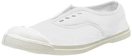 Bensimon Damen Tennis Elly Sneaker, Weiß (Blanc), 41 EU