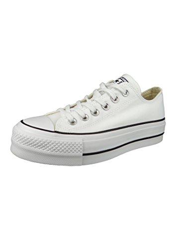 Converse Chucks CT AS Lift OX 560251C Weiß, Schuhgröße:38