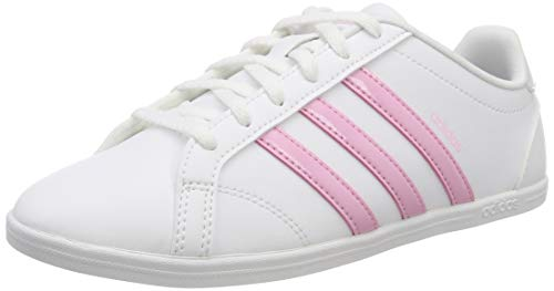 Adidas Damen Coneo QT Fitnessschuhe, Weiß (Ftwr White/True Pink/Light Granite), 39 1/3 EU (6 UK)