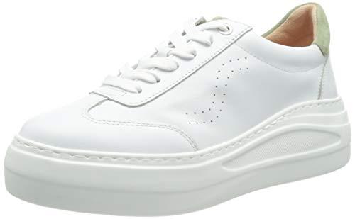 Unisa Damen FARIZA_NF_KS Sneaker, White/Holm, 41 EU