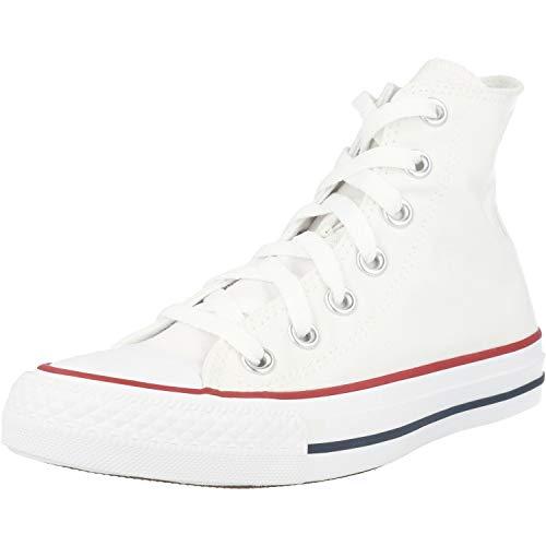 Converse Unisex-Erwachsene Chuck Taylor All Star Season Hi Sneaker, Weiß (Optical White), 38 EU