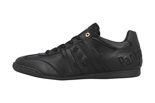 Pantofola d'Oro Herren Imola Classic Uomo Low Sneaker, Schwarz (Black .25y), 47 EU