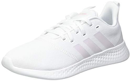 adidas Damen Puremotion Sneaker, Cloud White/Iridescent/Clear Pink, 40 EU