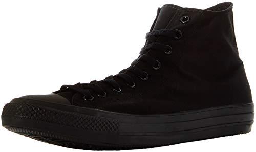Converse Unisex M3310C C Taylor A/S Hohe Sneaker,Schwarz (Black Mono), 35