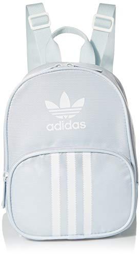 adidas Originals Damen Santiago Mini Rucksack, Damen, Rucksack, Santiago Mini Backpack, Halo Blue, Einheitsgröße
