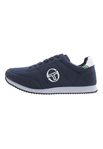 Sergio Tacchini Herren Nantes Nyx Sneaker, Blau (Navy 01), 44 EU