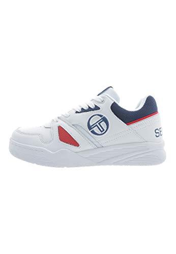 Sergio Tacchini TOP CLS LTH Femme Damen Sneaker modernes Design