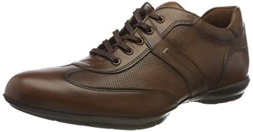 LLOYD Herren Ascari Sneaker, Cognac, 44 EU