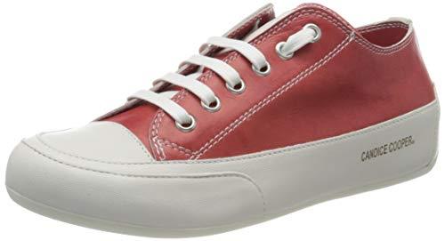 Candice Cooper Damen Rock Sneaker, Rot Marlboro Tamponato, 40 EU