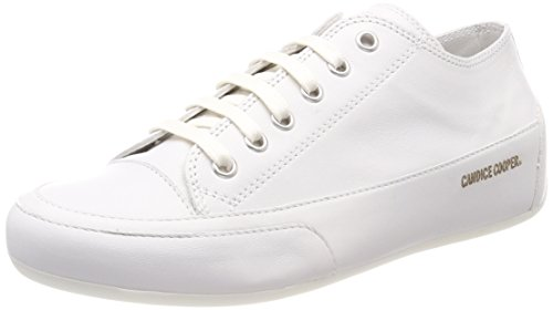 Candice Cooper Damen Rock Sneaker, Weiß (Bianco Crust), 38 EU