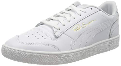 Puma Unisex-Erwachsene Ralph Sampson Lo Sneaker, Weiß (Puma White Puma White Puma White), 44 EU