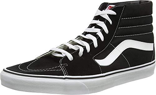 Vans Herren U SK8-HI High-Top Sneaker,Schwarz (Black), 38 EU