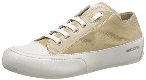 Candice Cooper Damen Rock.Vernice.Reflex Sneakers, Beige (beige), 40 EU