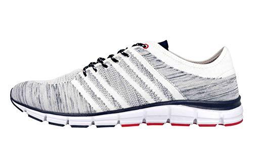 Boras Sneaker in Übergrößen Mehrfarbig 5200-0299 große Herrenschuhe, Größe:47
