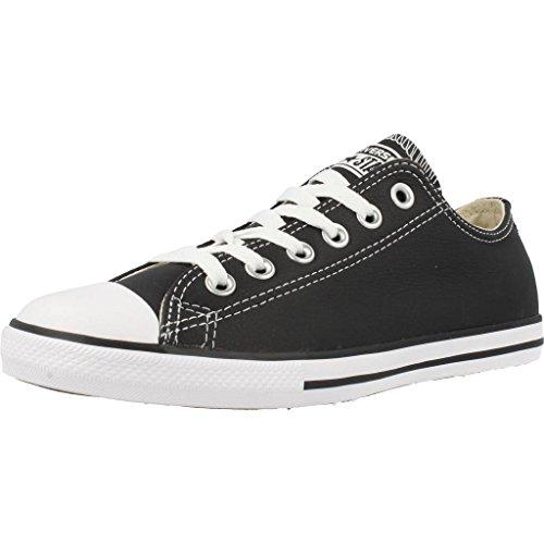 Conversen9697 - Chuck Taylor® All Star® Core Ox Unisex-Erwachsene Herren , Schwarz (schwarz / weiß), 7.5 M EU