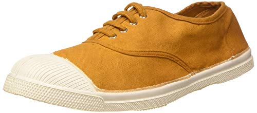 Bensimon Herren Ten Lacet Homme Sneaker, Orange (Ocre 0206), 42 EU