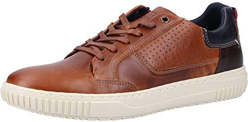 BULLBOXER 845K20033A2499SU40 Herren Sneakers Cognac, EU 44
