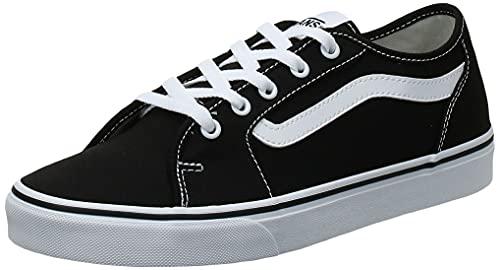 Vans Damen Filmore Decon Sneaker, Canvas Black True White , 37 EU