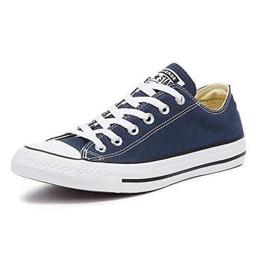 Converse All Star Ox Canvas Marinenblau Sneakers-UK 7