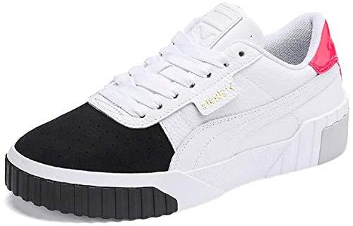 Puma Damen Cali Remix WN's' Sneaker, White Black 02, 37 EU