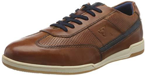 bugatti Herren 311A30014100 Sneaker, Cognac, 43 EU