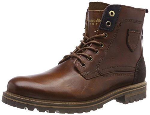 Pantofola d'Oro Herren PONZANO Uomo HIGH Chukka Boots, Braun (Tortoise Shell.Jcu), 43 EU