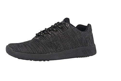 Boras Sneaker in Übergrößen Schwarz 3191-0124 große Herrenschuhe, Größe:47