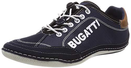 bugatti Herren 321480075400 Sneaker, Blau, 45 EU