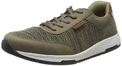 Rieker Herren B9420-26 Sneaker, Braun (Brasil/Fango/Amaretto 26), 43 EU