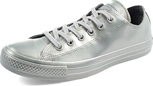 Converse Sneaker Chuck Taylor Silber 36 5 Silber