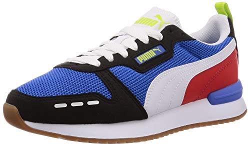 PUMA Unisex R78 Sneaker, Palace Blue Black White, 42 EU