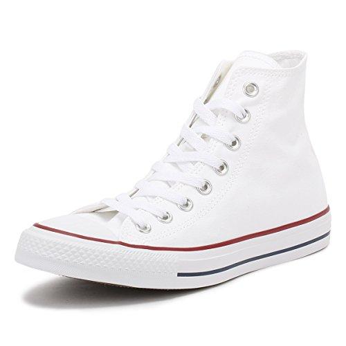 Converse All Star Hi Canvas Optische Weiße Sneakers -UK 6